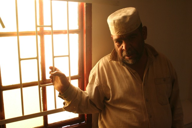 Ibrahim portrait