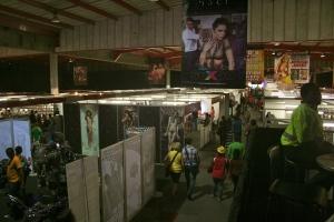Stalls Nasrec Expo Centre